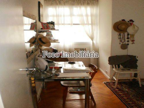 HALL ENTRADA - Apartamento à venda Rua Prudente de Morais,Ipanema, Rio de Janeiro - R$ 2.450.000 - FA40622 - 7