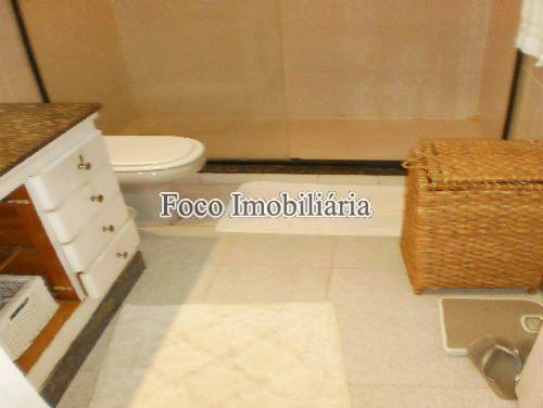 BANHEIRO - Apartamento à venda Rua Prudente de Morais,Ipanema, Rio de Janeiro - R$ 2.450.000 - FA40622 - 4