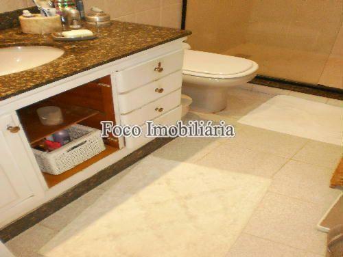 BANHEIRO - Apartamento à venda Rua Prudente de Morais,Ipanema, Rio de Janeiro - R$ 2.450.000 - FA40622 - 23