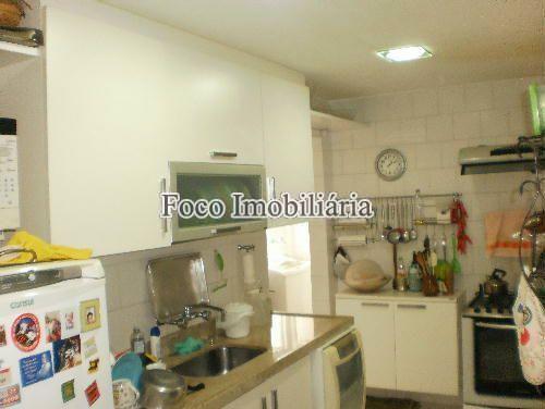 COZINHA - Apartamento à venda Rua Prudente de Morais,Ipanema, Rio de Janeiro - R$ 2.450.000 - FA40622 - 24