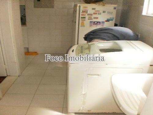 ÁREA SERVIÇO - Apartamento à venda Rua Prudente de Morais,Ipanema, Rio de Janeiro - R$ 2.450.000 - FA40622 - 26