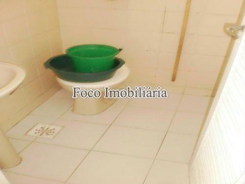 BANHEIRO EMPREGADA - Apartamento à venda Rua Prudente de Morais,Ipanema, Rio de Janeiro - R$ 2.450.000 - FA40622 - 28