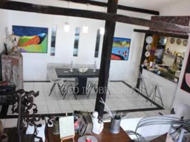 02 - Casa à venda Rua Benedito Calixto,Vidigal, Rio de Janeiro - R$ 2.000.000 - JBCA30019 - 1