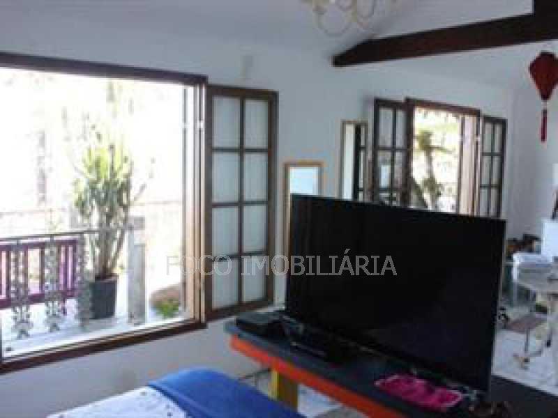 08 - Casa à venda Rua Benedito Calixto,Vidigal, Rio de Janeiro - R$ 2.000.000 - JBCA30019 - 10