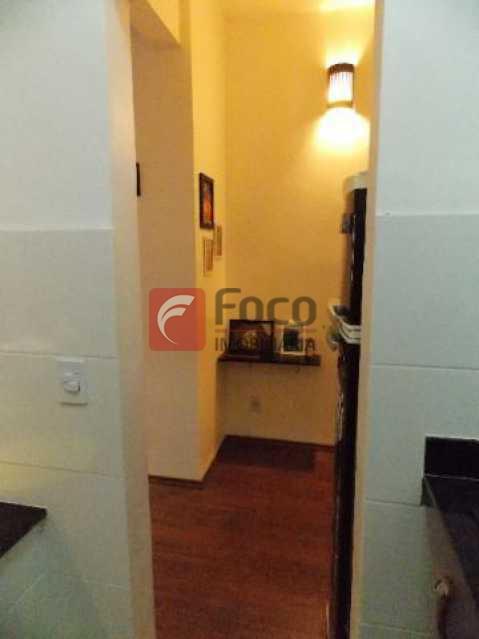 circulação - Kitnet/Conjugado 40m² à venda Avenida Prado Júnior,Copacabana, Rio de Janeiro - R$ 450.000 - JBKI00054 - 8