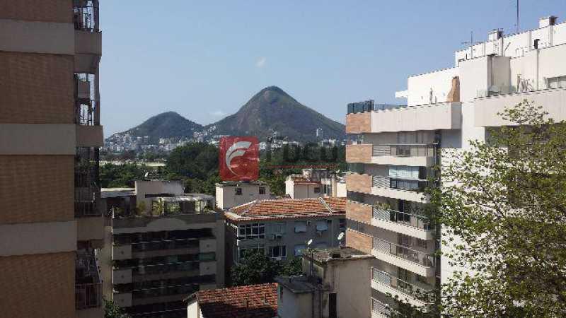 VISTA - Apartamento à venda Rua Professor Manuel Ferreira,Gávea, Rio de Janeiro - R$ 2.300.000 - JBAP30561 - 1
