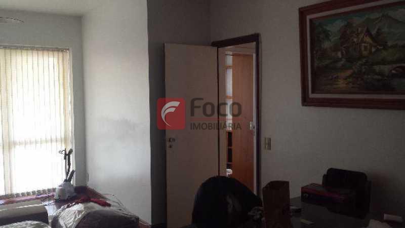 SALA - Apartamento à venda Rua Professor Manuel Ferreira,Gávea, Rio de Janeiro - R$ 2.300.000 - JBAP30561 - 4