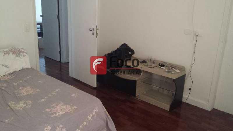 QUARTO - Apartamento à venda Rua Professor Manuel Ferreira,Gávea, Rio de Janeiro - R$ 2.300.000 - JBAP30561 - 17