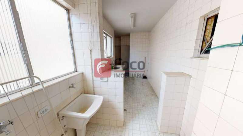 ÁREA DE SERVIÇO - Apartamento à venda Rua Marquês de Abrantes,Flamengo, Rio de Janeiro - R$ 910.000 - FLAP31185 - 22