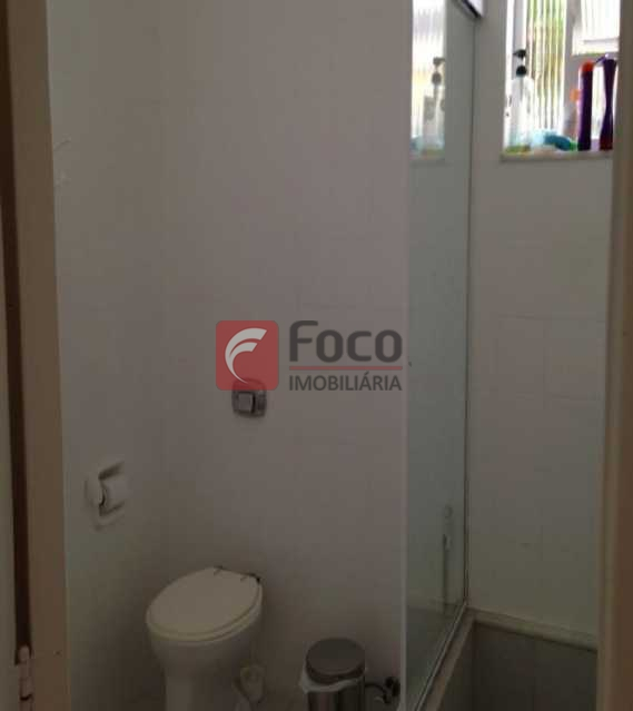 banheiro social - Apartamento à venda Rua Visconde da Graça,Jardim Botânico, Rio de Janeiro - R$ 1.100.000 - JBAP20446 - 10