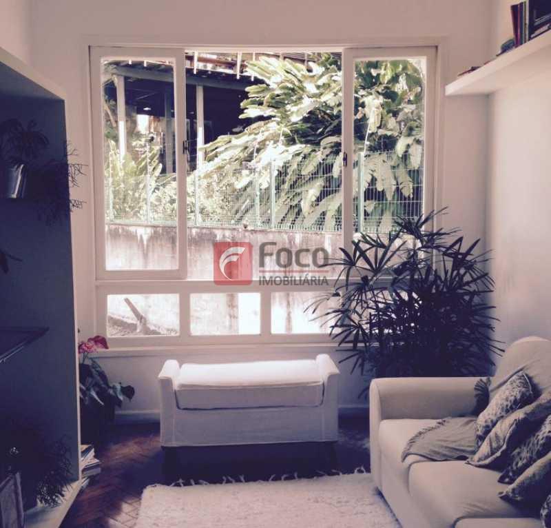 sala - Apartamento à venda Rua Visconde da Graça,Jardim Botânico, Rio de Janeiro - R$ 1.100.000 - JBAP20446 - 1