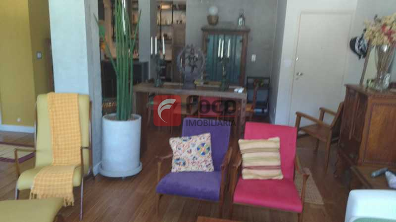 SALA - Apartamento à venda Rua Viúva Lacerda,Humaitá, Rio de Janeiro - R$ 1.735.000 - FLAP31212 - 3
