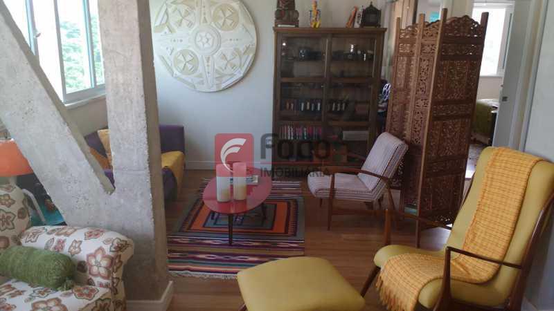 QUARTO REVERTIDO SALA - Apartamento à venda Rua Viúva Lacerda,Humaitá, Rio de Janeiro - R$ 1.650.000 - FLAP31212 - 5