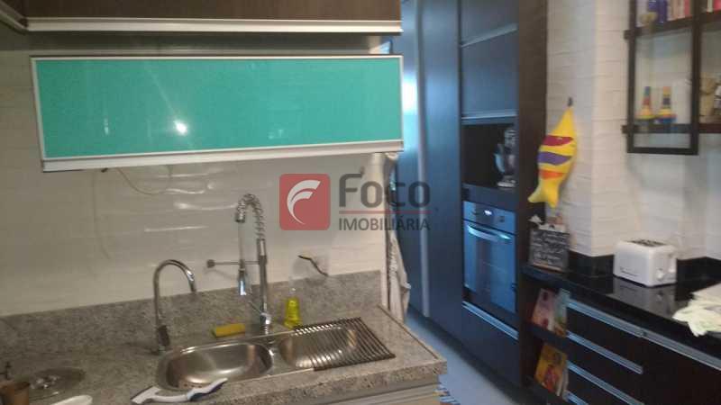 COZINHA AMERICANA - Apartamento à venda Rua Viúva Lacerda,Humaitá, Rio de Janeiro - R$ 1.735.000 - FLAP31212 - 20