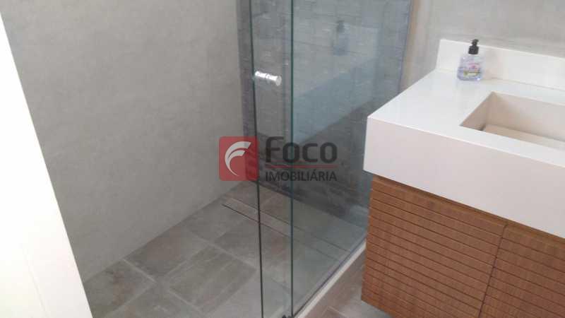 BANHEIRO SUÍTE - Apartamento à venda Rua Viúva Lacerda,Humaitá, Rio de Janeiro - R$ 1.735.000 - FLAP31212 - 15