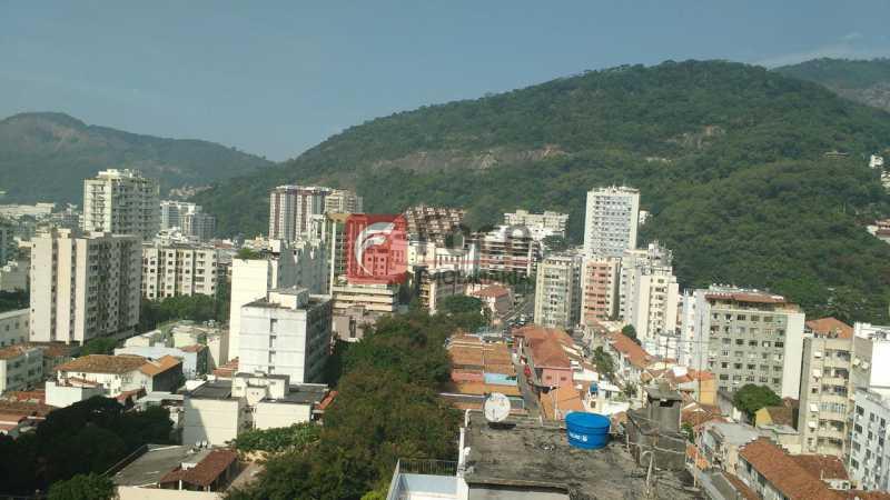 VISTA - Apartamento à venda Rua Viúva Lacerda,Humaitá, Rio de Janeiro - R$ 1.650.000 - FLAP31212 - 1