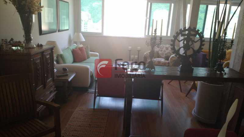 SALA - Apartamento à venda Rua Viúva Lacerda,Humaitá, Rio de Janeiro - R$ 1.735.000 - FLAP31212 - 9