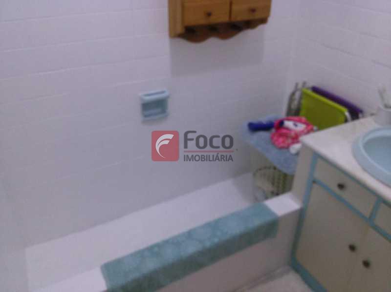 BANHEIRO SOCIAL - Apartamento à venda Rua General Ribeiro da Costa,Leme, Rio de Janeiro - R$ 790.000 - FLAP21353 - 22