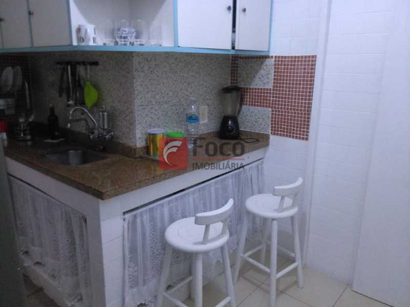 COZINHA - Apartamento à venda Rua General Ribeiro da Costa,Leme, Rio de Janeiro - R$ 790.000 - FLAP21353 - 5