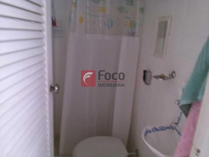 BANHEIRO EMPREGADA - Apartamento à venda Rua General Ribeiro da Costa,Leme, Rio de Janeiro - R$ 790.000 - FLAP21353 - 31