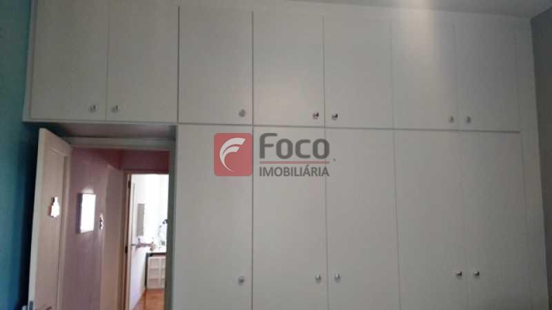 QUARTO 2 ARMÁRIOS - Apartamento à venda Rua Voluntários da Pátria,Botafogo, Rio de Janeiro - R$ 950.000 - FLAP21383 - 13