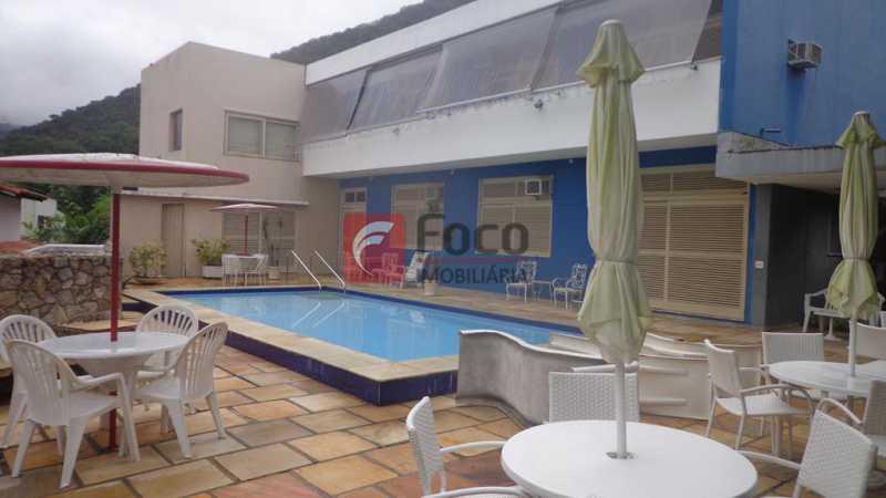 PISCINA - Casa à venda Rua Fernando Magalhães,Jardim Botânico, Rio de Janeiro - R$ 6.000.000 - FLCA70005 - 16