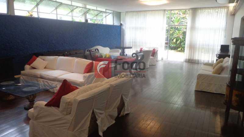 SALÃO - Casa à venda Rua Fernando Magalhães,Jardim Botânico, Rio de Janeiro - R$ 6.000.000 - FLCA70005 - 3