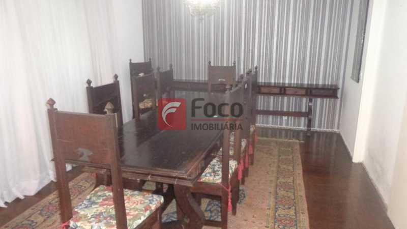 SALA DE JANTAR - Casa à venda Rua Fernando Magalhães,Jardim Botânico, Rio de Janeiro - R$ 6.000.000 - FLCA70005 - 6