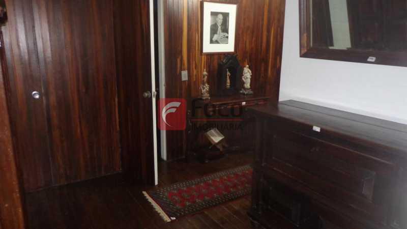 SALA DE PASSAGEM - Casa à venda Rua Fernando Magalhães,Jardim Botânico, Rio de Janeiro - R$ 6.000.000 - FLCA70005 - 8
