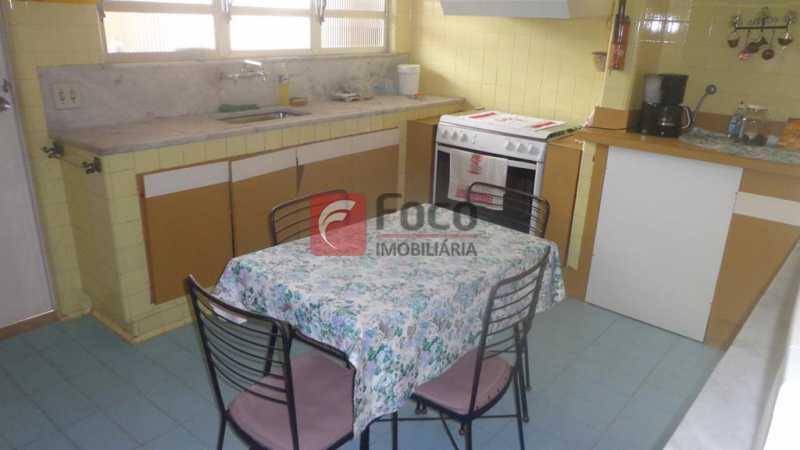 COZINHA - Casa à venda Rua Fernando Magalhães,Jardim Botânico, Rio de Janeiro - R$ 6.000.000 - FLCA70005 - 17
