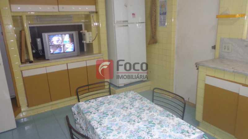 COZINHA - Casa à venda Rua Fernando Magalhães,Jardim Botânico, Rio de Janeiro - R$ 6.000.000 - FLCA70005 - 18