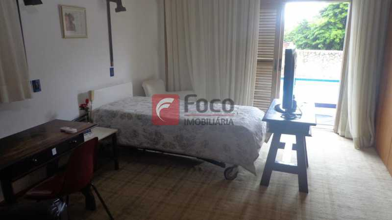 SUÍTE - Casa à venda Rua Fernando Magalhães,Jardim Botânico, Rio de Janeiro - R$ 6.000.000 - FLCA70005 - 9