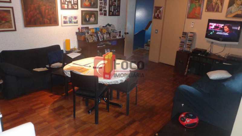 SALA 2° PISO - Casa à venda Rua Fernando Magalhães,Jardim Botânico, Rio de Janeiro - R$ 6.000.000 - FLCA70005 - 22