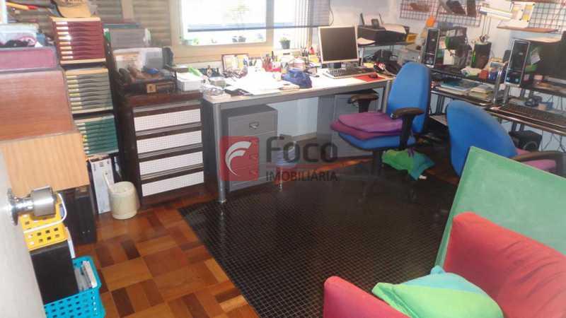 QUARTO 2 2º PISO - Casa à venda Rua Fernando Magalhães,Jardim Botânico, Rio de Janeiro - R$ 6.000.000 - FLCA70005 - 25