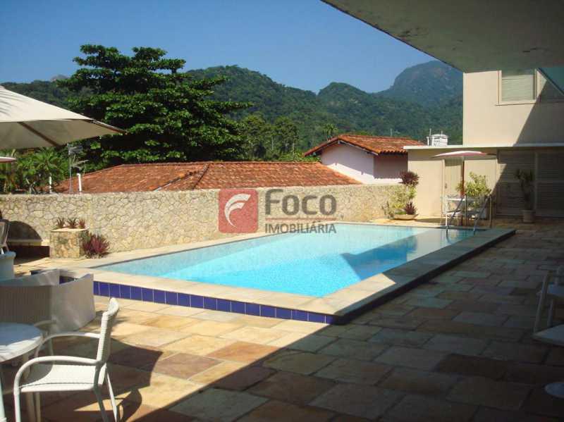 PISCINA - Casa à venda Rua Fernando Magalhães,Jardim Botânico, Rio de Janeiro - R$ 6.000.000 - FLCA70005 - 29