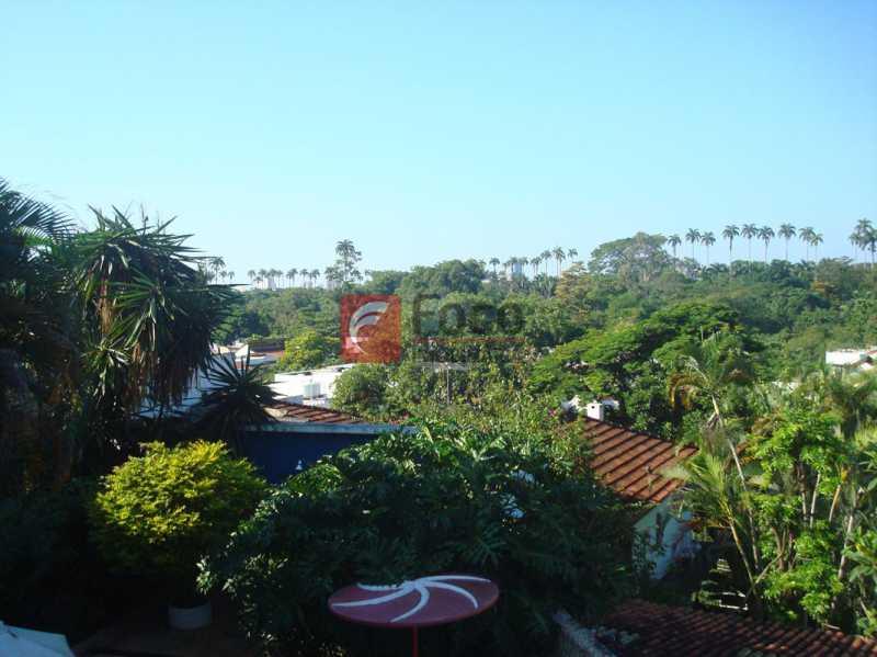 VISTA - Casa à venda Rua Fernando Magalhães,Jardim Botânico, Rio de Janeiro - R$ 6.000.000 - FLCA70005 - 31