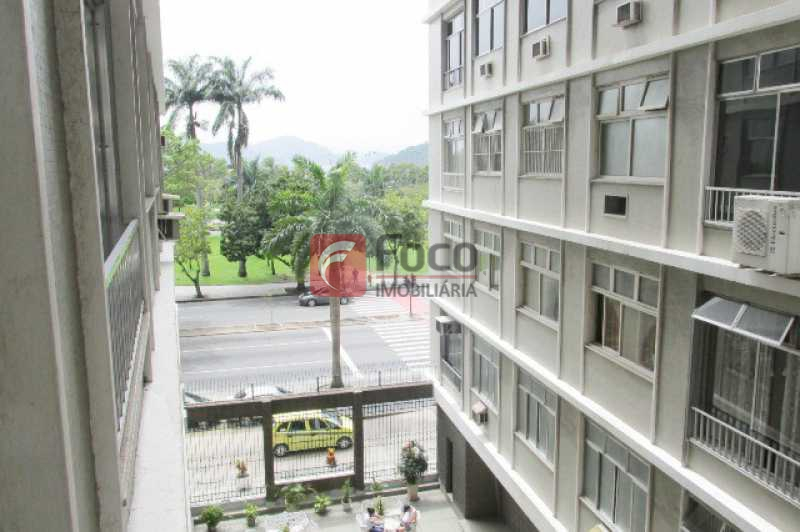 VISTA LATERAL DA SALA - Apartamento à venda Rua Barão do Flamengo,Flamengo, Rio de Janeiro - R$ 760.000 - FLAP21391 - 5