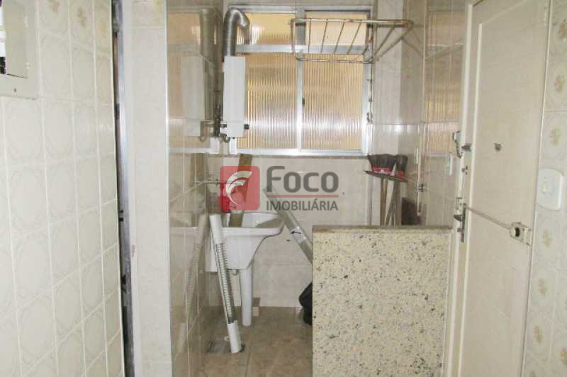 ÁREA SERVIÇO - Apartamento à venda Rua Barão do Flamengo,Flamengo, Rio de Janeiro - R$ 760.000 - FLAP21391 - 19