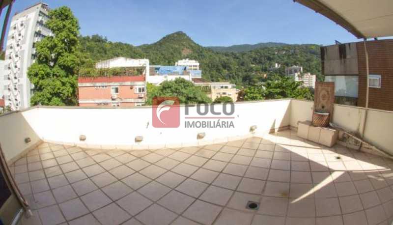 1 - Cobertura à venda Travessa Madre Jacinta,Gávea, Rio de Janeiro - R$ 2.400.000 - JBCO40039 - 5