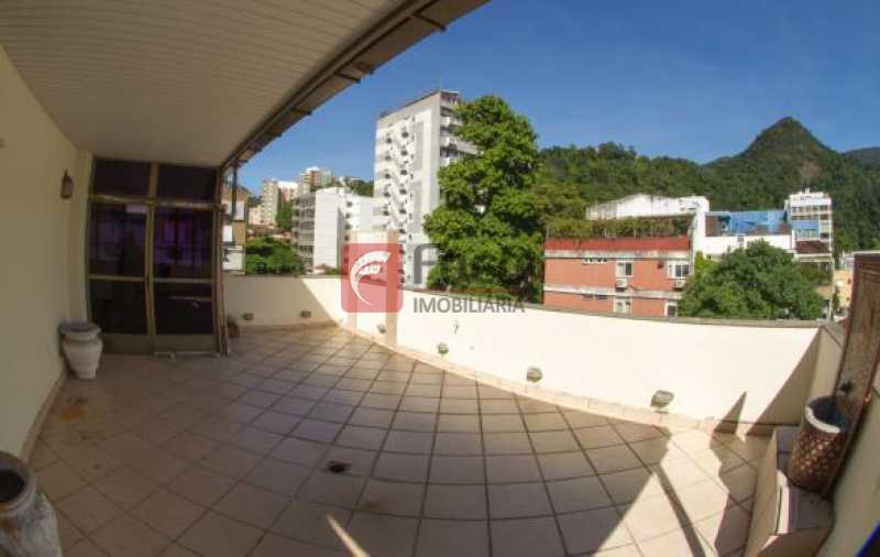 2 - Cobertura à venda Travessa Madre Jacinta,Gávea, Rio de Janeiro - R$ 2.400.000 - JBCO40039 - 3