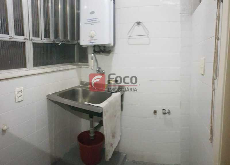 ÁREA / DEPENDÊNCIAS - Apartamento à venda Rua Senador Vergueiro,Flamengo, Rio de Janeiro - R$ 1.100.000 - FLAP31266 - 22