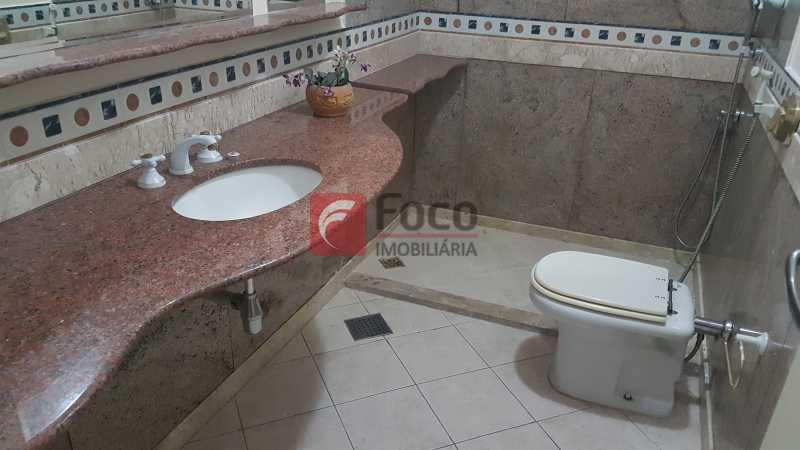 BANHEIRO SOCIAL 1 - Apartamento à venda Rua Senador Vergueiro,Flamengo, Rio de Janeiro - R$ 1.100.000 - FLAP31266 - 14
