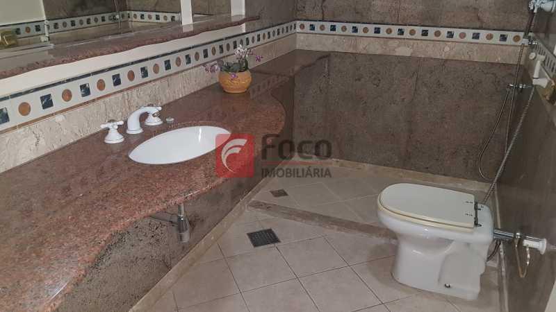BANHEIRO SOCIAL 1 - Apartamento à venda Rua Senador Vergueiro,Flamengo, Rio de Janeiro - R$ 1.100.000 - FLAP31266 - 15