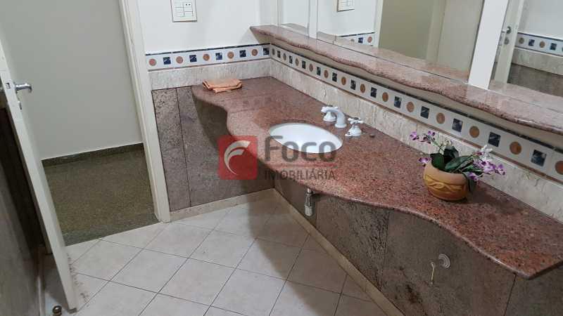 BANHEIRO SOCIAL 1 - Apartamento à venda Rua Senador Vergueiro,Flamengo, Rio de Janeiro - R$ 1.100.000 - FLAP31266 - 16