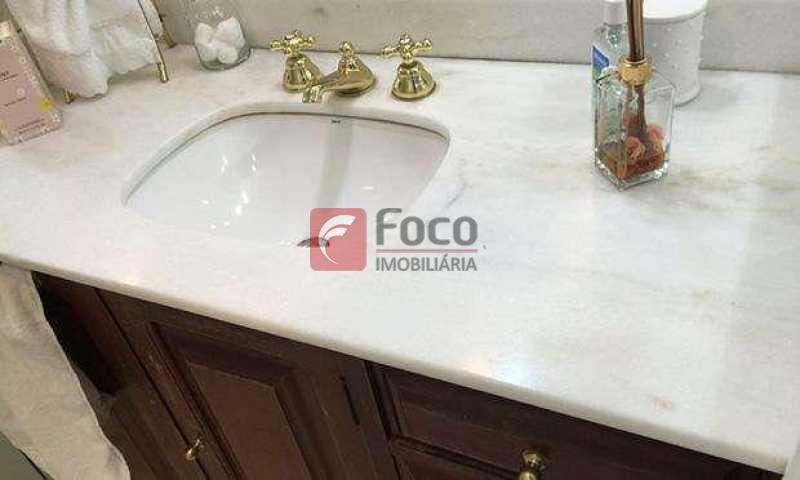 BANHEIRO - Apartamento à venda Rua Timóteo da Costa,Leblon, Rio de Janeiro - R$ 3.500.000 - FLAP31278 - 12
