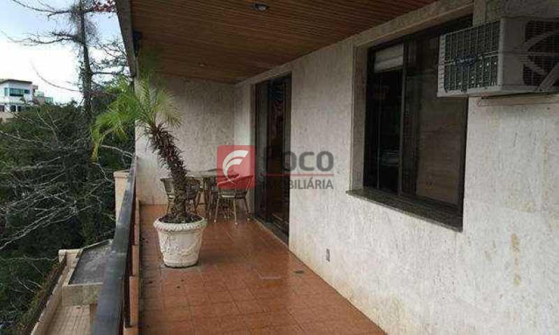VARANDA - Apartamento à venda Rua Timóteo da Costa,Leblon, Rio de Janeiro - R$ 3.500.000 - FLAP31278 - 13