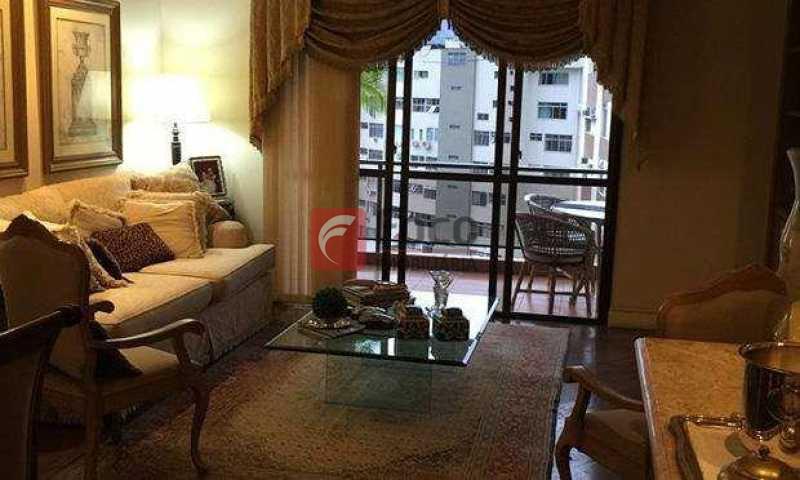 SALA - Apartamento à venda Rua Timóteo da Costa,Leblon, Rio de Janeiro - R$ 3.500.000 - FLAP31278 - 14