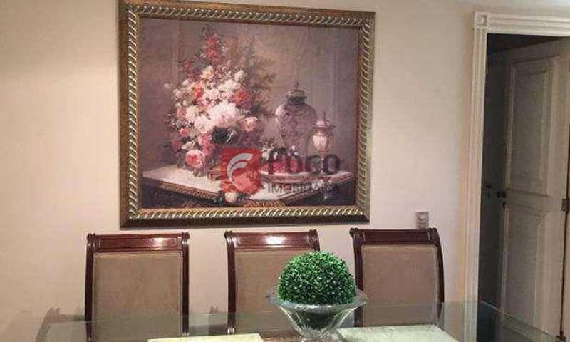 SALA - Apartamento à venda Rua Timóteo da Costa,Leblon, Rio de Janeiro - R$ 3.500.000 - FLAP31278 - 18