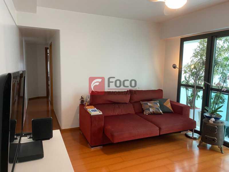 6 - Apartamento à venda Rua Jardim Botânico,Jardim Botânico, Rio de Janeiro - R$ 1.260.000 - JBAP20483 - 1