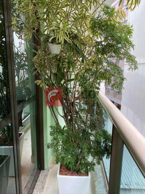 23 - Apartamento à venda Rua Jardim Botânico,Jardim Botânico, Rio de Janeiro - R$ 1.260.000 - JBAP20483 - 21